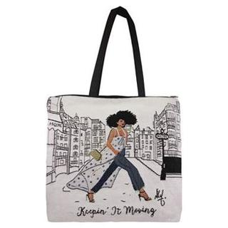 Keep It Moving Tote Bag