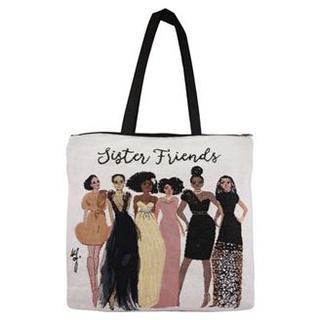 Sister Friends Tote Bag